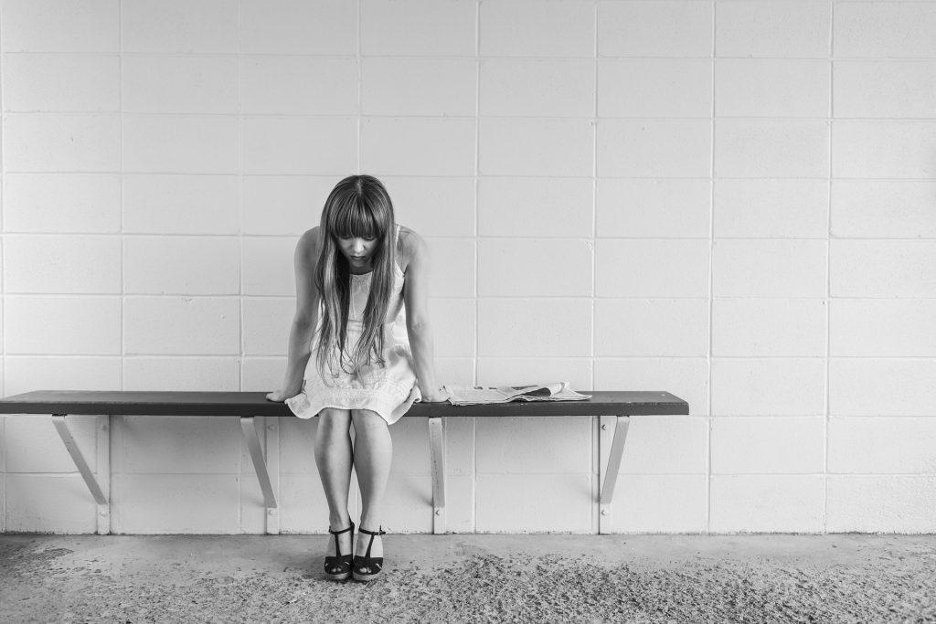 Schlechte Laune Depression